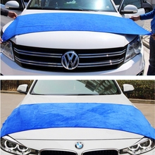 Super absorbing quick drying microfiber dish car wash towel