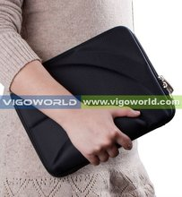 Black EVA Hard Brief Case Holder Bag for Apple the New iPad/for samsung galaxy note 10.1