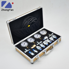Custom Oil Filled Manometer 63mm Hydraulic Pressure Test Gauges