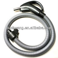 Grey Dust Collection Hose for Vacuum Cleaner