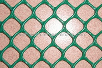 100% new material with UV hdpe plastic garden protection plastic netting