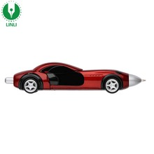 Promotional Cute Plastic Car Shape Ballpoint Pen Custom Made Advertising Ball Pen, Car pen With Logo