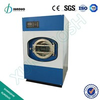 15kg electric heating laundry washing equipment,mini wash