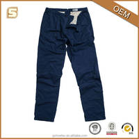 2016 New design casual man pants