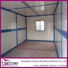 Low Cost High Quality Pvc One Or Two Floor Board Prefab House In China