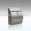 GH-1316 stainless steel wall mounted mailbox