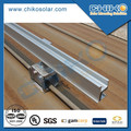 CE certificate tin roof clamp fixings for solar ground mounting system