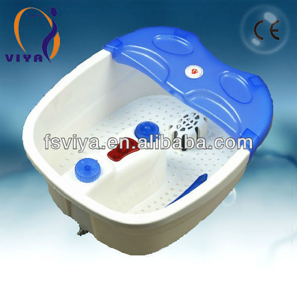 portable foot baths/plastic foot bath basin