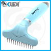 Best selling pet rake comb with eco-friendly gel handle