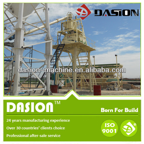 Excellent concrete batching plant HZS batching plant weighing systems