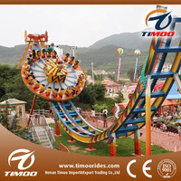 China attraction adult amusement rides factory price flying ufo