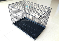 Foldable wire bird cage for wholesale