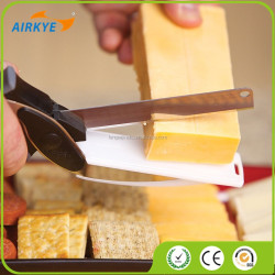 AS SEEN ON TV! NEW 2016 Clever Cutter 2-in-1 Food Chopper - Replace your Kitchen Knives and Cutting Boards