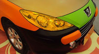Car light warp film,car wrap vinyl film to protect your car
