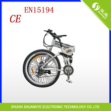 20 inch 36v 250w EN15194 small folding electric bicycle made in china
