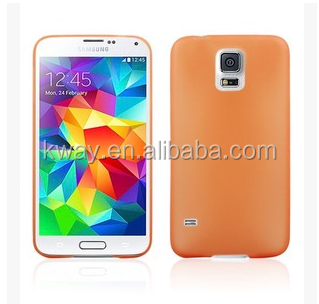 0.3mm Ultra Thin Slim Matte Frosted Transparent Clear Soft PP Cover Case for Samsung galaxy S5 S4 S6 NOTE 2 NOTE 3