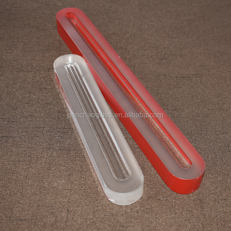 Various glass plastic test tube with cork stopper lid cap