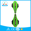waveboard ripstick street style board caster skateboard with illumination wheels