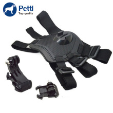 Go pro dog chest mount sport gopros camera dog harness