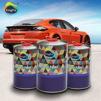 audited supplier KINGFIX auto paint epoxy