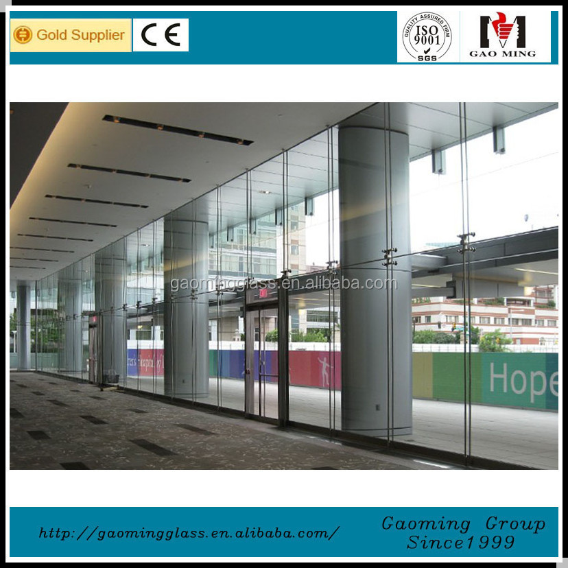 Alibaba China good supplier for thermal insulated curtain wall for building DS-LP2824