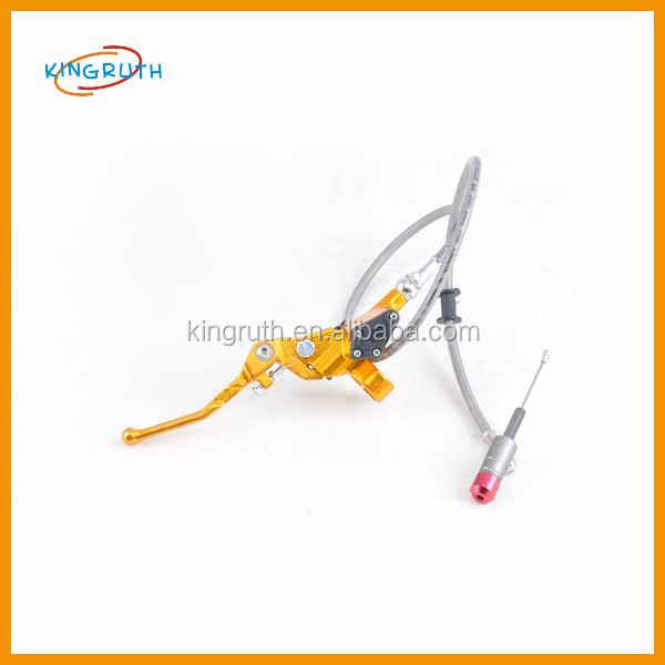 CNC 120cm master cylinder hydraulic clutch for motorcycle