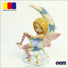 Wholesale High Quality Creative Cute Resin Fairies Figurines