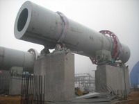 High capacity industrial rotary dryer with Customized servica avaliable