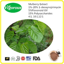 100% pure natural mulberry extract/mulberry extract powder/white mulberry leaf extract powder