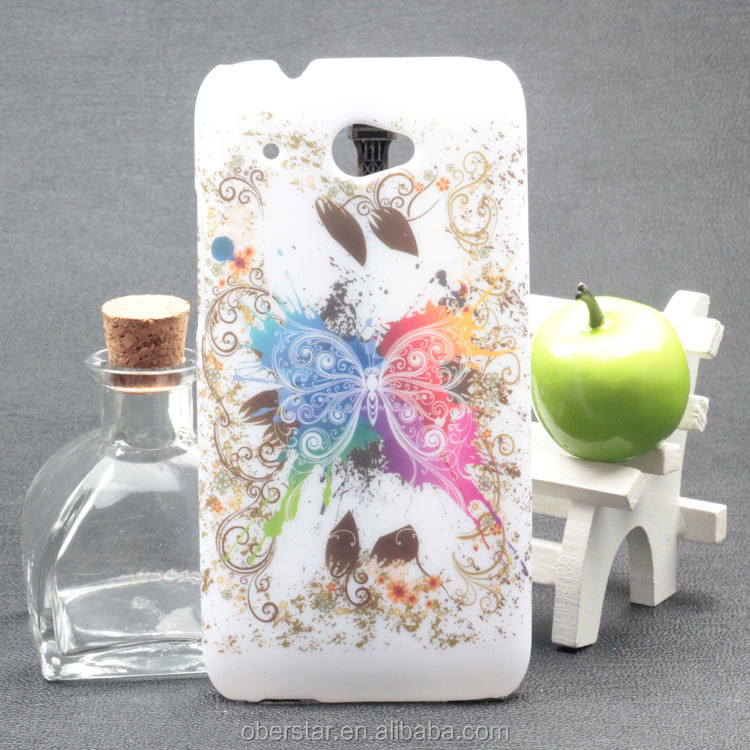For HTC Desire 601 Zara Color Printing PC Mobile Phone Case Hard Cover