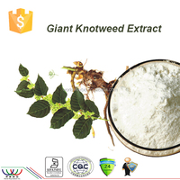 Strong natural antioxidant giant knotweed rhizoma extract extract50%~98% resveratrol powder