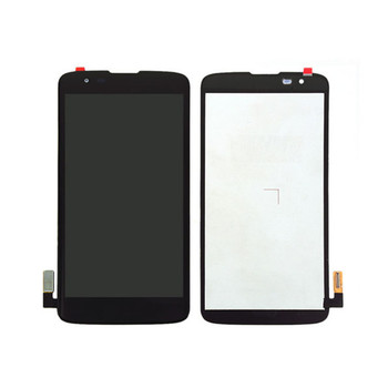 Black Lcd Display Touch Screen Digitizer Replacement For LG K7 K8 K10