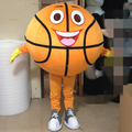 Hola basketball mascot costume/cheap mascot costume