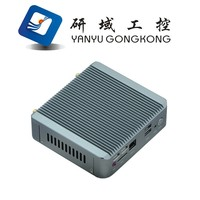 High Quality X86 Industrial Embedded Fanless