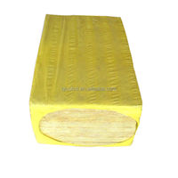 Excellent heat insulation Hydrophobic glass wool