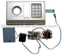 Safes electronic panel and safe locks