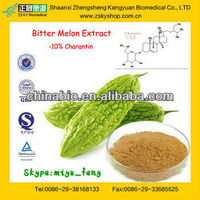 GMP Factory Supply 100% Natural Bitter Melon Extract