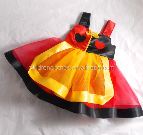 Latest Design Baby Frock New Fashion Kids Wear Girls Party Dress Cute Baby Girl Princess Dress