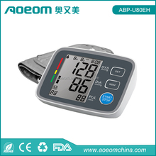 Online Shopping best seller Upper arm blood pressure monitor large LCD FDA Approved