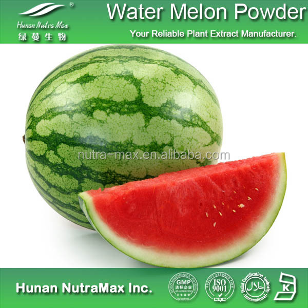 2017 New Product Watermelon Extract Powder 100% Natural