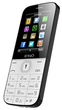 OEM acceptable Ipro i324F 2.4 inch 2G feature mobile phone china gsm cellphone 32MB+32MB