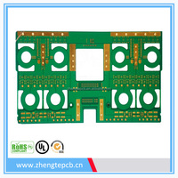 lg lcd tv parts Electronic Rigid Bare rigid pcb electronic circuit test board Pcb Manufacturers