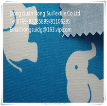 China supplier 410D waterproof 100% nylon oxford fabric + TPU film for bag