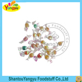 Halal Mix Fruits Flavors Good Mood Bulk Sugar Hard Candy