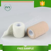 Special antique self sticky elastic bandage for socks