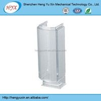 Shenzhen precision plastic transparent 5 gallon pc bottle blow molding