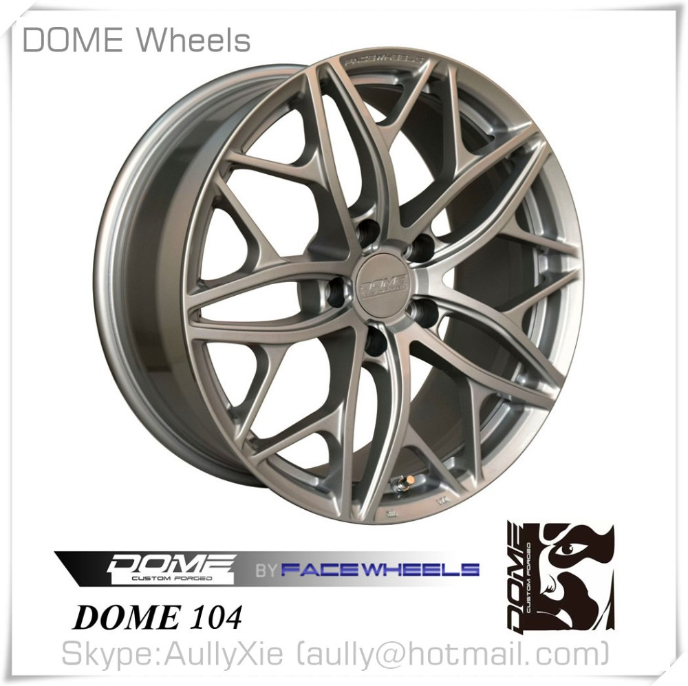 Customized Made Professional Wheel Rims Factory DOME Wheels wire wheels spoke rims