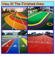 Playground EPDM Rubber Flooring-G-I-13121302