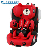 adjustable headrest child car seat for group123 ECER4404