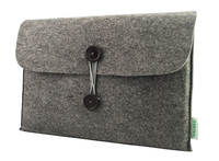 For Macbook air wool felt bag extraordinary handmade paper sleeve bag laptop pouch notebook protective case
